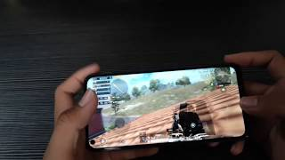 Test Game PUBG Mobile on Xiaomi Redmi Note 9 setting Smooth Extreme with GFX Tool