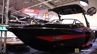 2016 Malibu M235 Water Sport Motor Boat - Walkaround - Debut at 2016 Toronto Boat Show