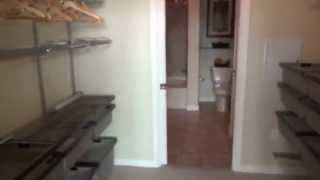 How to make a large walk in closet at the 360 Condominiums Austin 07 Plan