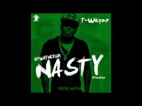 T Wayne - Nasty Freestyle Lyrics