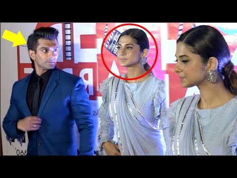 Jennifer Winget IGNORES Ex Husband Karan Singh Grover At ...