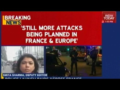 More Attacks Planned In France And Europe?