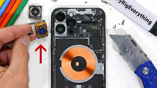 iPhone 12 Pro Max Teardown! - I've NEVER seen this before...