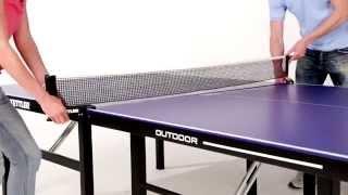 видео сборка теннисного стола торнео