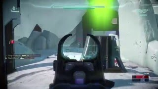 Halo 5 - BTB CTF - Antifreeze - First Time Playing Map