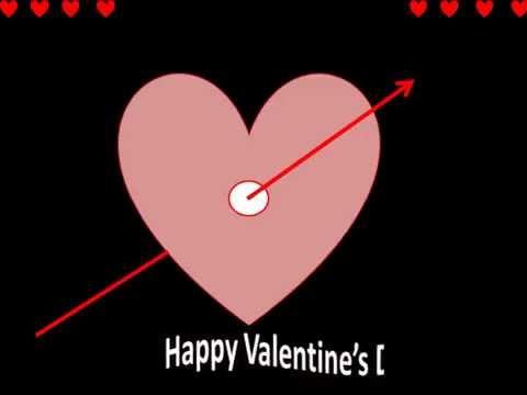 Animated Love Symbol Youtube