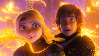 HOW TO TRAIN YOUR DRAGON 3 Hidden World Featurette