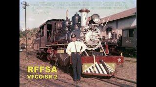 Ferrovia entre São João del-Rei e Antônio Carlos - 1976 (VFCO/SR-2)