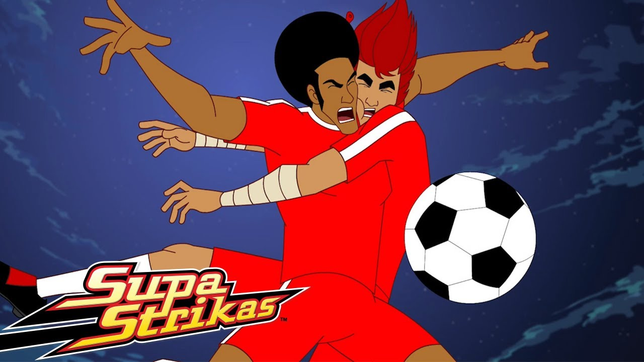 Supa Strikas Vs Grimm FC ⚽ | Salutations de Sunny Feratuvia | Dessins Animés De Foot Pour Enfants