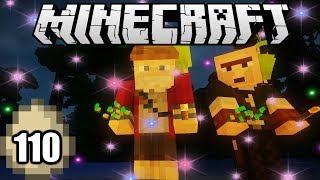 Minecraft Survival Indonesia - Bertemu Kawan Kecil! (110)