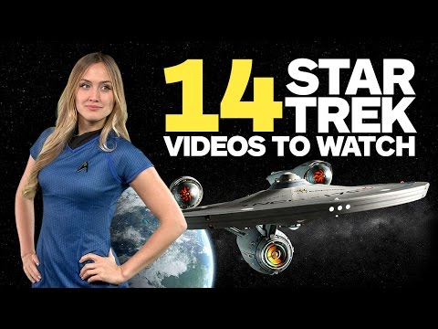 14 Stellar Star Trek Videos You Should See - Best of the Web