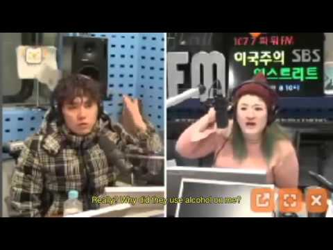 [ENG SUB] 160104 Youngstreet FM FTISLAND Lee Hongki Part 1
