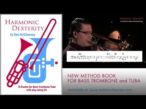 Etude #15 - Thad from Harmonic Dexterity - Craig Gosnell