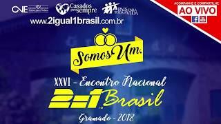 Evento MMI 2=1 - Ministério Casais Bethfagé - Gramado-RS 2018