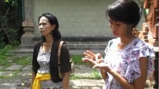 Nangkil ring Geria Telabah Denpasar