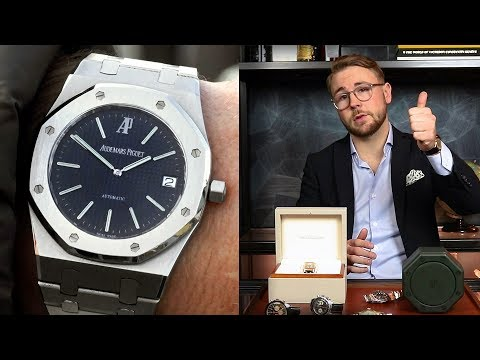 This Week's Watches #21 - AP Royal Oak 15002ST, Rolex Submariner 5512 And More!