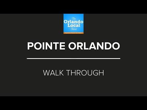 Pointe Orlando Walkthrough on International Drive in Orlando, Florida
