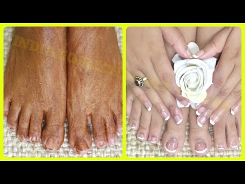 Thumbnail: Pedicure at home/salon style/step by step pedicure/INDIANGIRLCHANNEL TRISHA