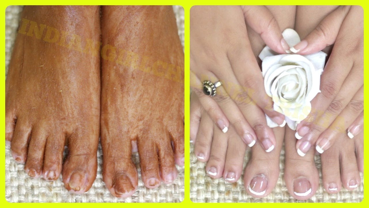 How to do the right pedicure at home: steps and recommendations