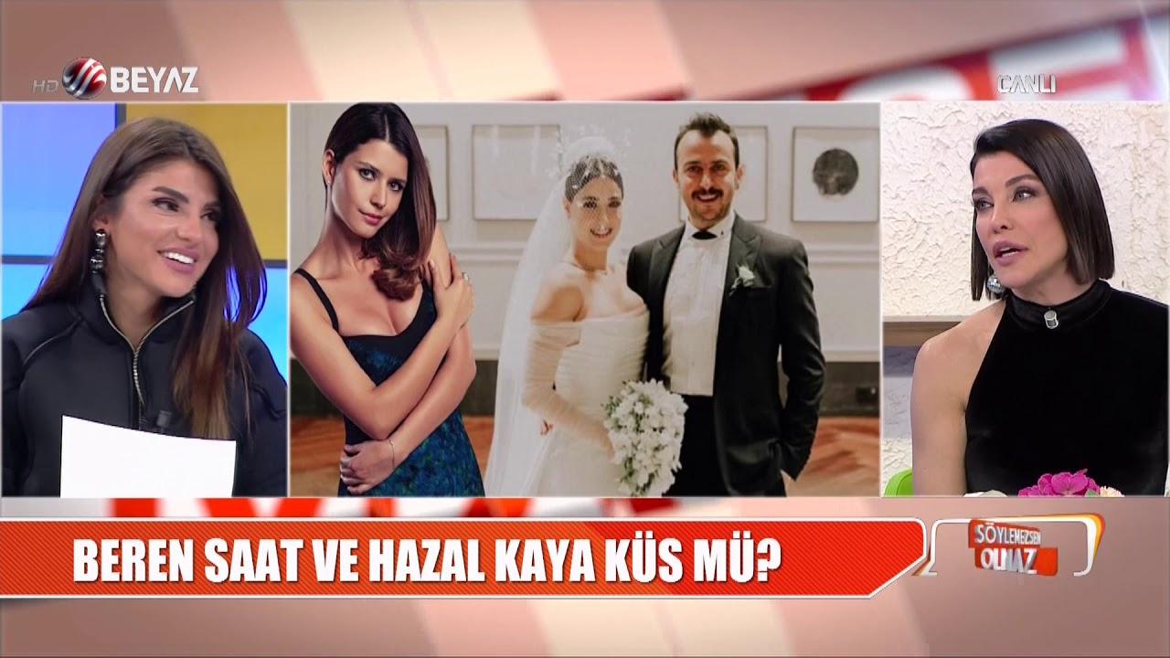 Beren Saat, Hazal Kaya'nın düğününe neden davet edilmedi?