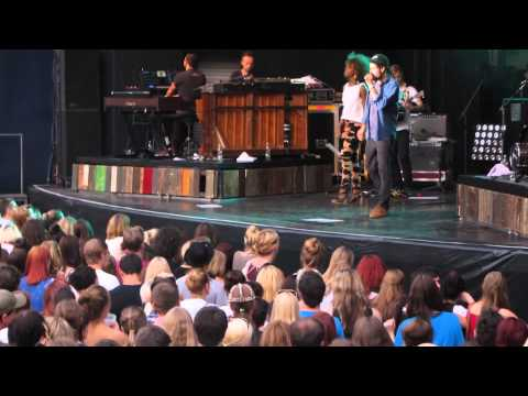 Max Herre feat. Grace - Berlin - Tel Aviv // Kulturarena Jena // 19.07.2013