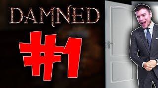 Damned #1 Bladeusz zamknął mi drzwi! (z: Bladii, Kryxos, Amongo, Conquer)