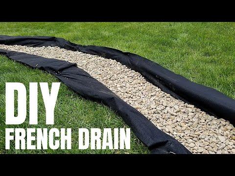 diy-french-drain-|-cheap-yard-drainage-solution-|-pt.-1