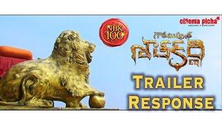 Gautamiputra Satakarni Theatrical Trailer Response