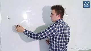 8 класс, 27 урок, Закон отражения света. Построение изображений в плоском зеркале