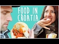 CROATIA FOOD RECAP AFTER 2 MONTHS IN SPLIT mp3