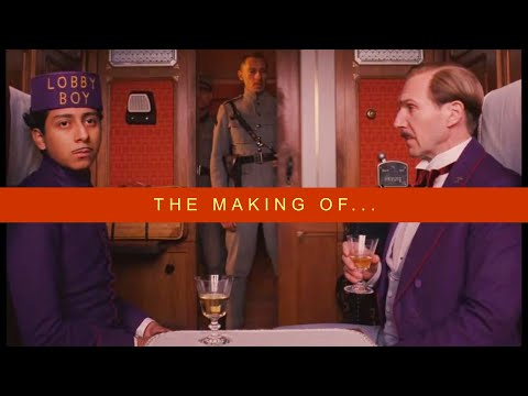 The Grand Budapest Hotel - The Making Of