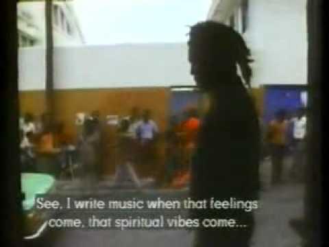 Gregory Issacs - Interview Jamaica 1981.avi
