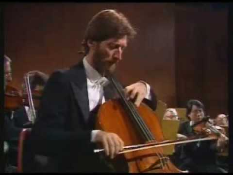 Rocco Filippini plays Tchaikovsky Rococo Variations Op. 33 Part 1 of 2.