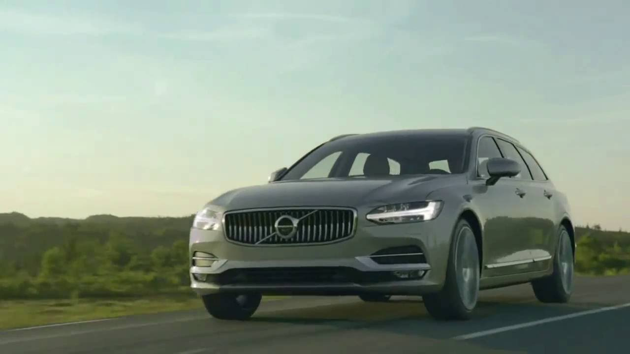 Volvo V90 Commercial Unofficial Music Youtube