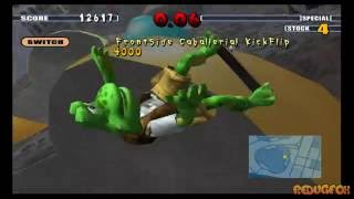 Frogger Gameplay - Evolution Skateboarding