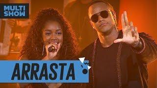 Baixar Arrasta | Iza + Léo Santana | Música Boa Ao Vivo | Música Multishow
