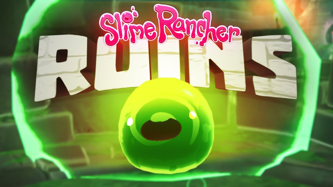 slime rancher how to get to the ancient ruins
