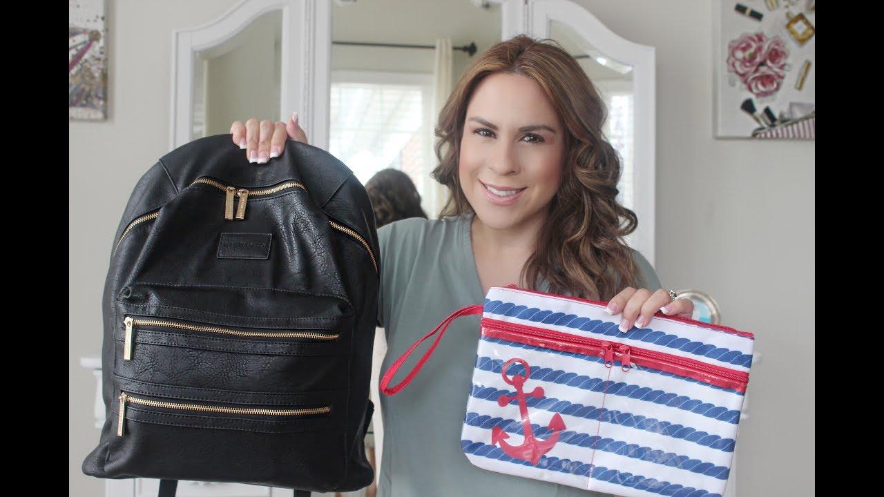 The Honest Company Diaper Bag Backpack