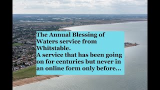 Blessing of the Waters, Whitstable, Kent, 2020