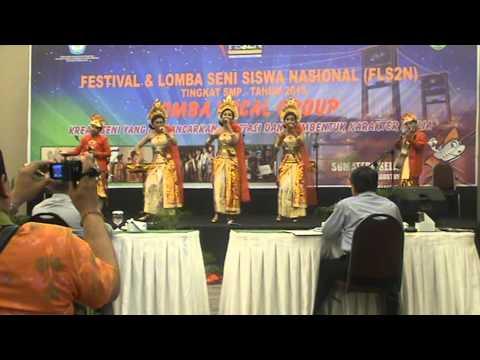 vokal grup bali FLS2N palembang 2015