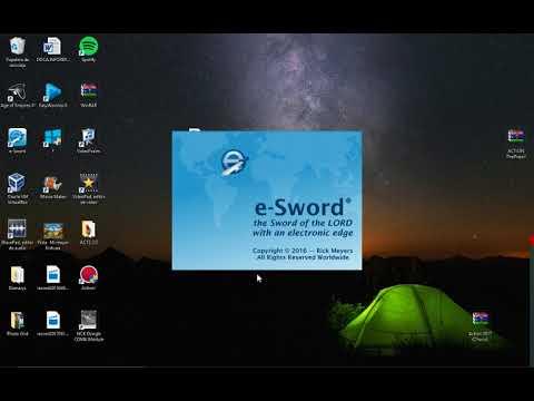 E-Sword Full Completo En Español Mayo 2019