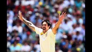 Cricket Masterclass: The art of fast bowling! Mitchell Johnson and Damien Fleming