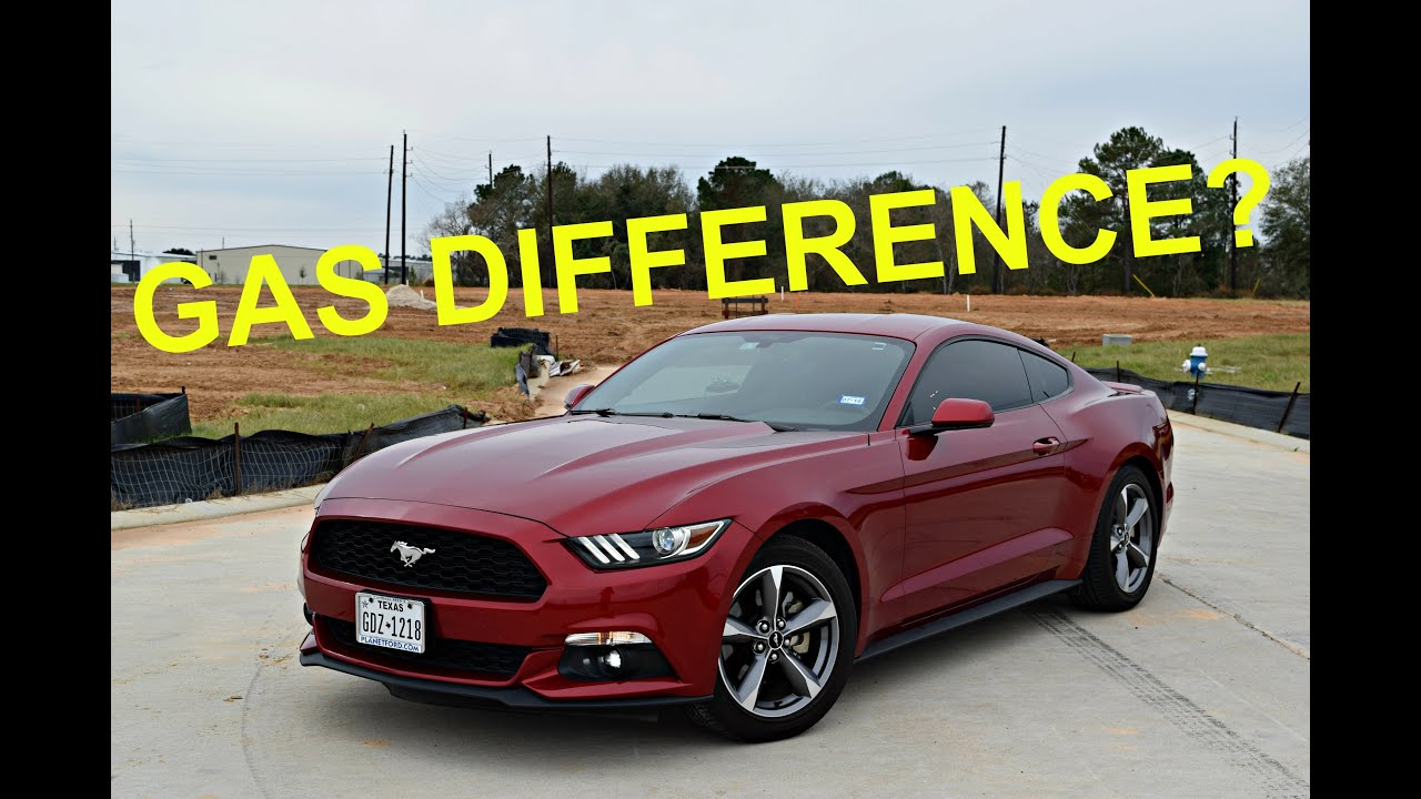 2015 ford mustang ecoboost 93 octane vs 87 octane 0 60 doovi. Black Bedroom Furniture Sets. Home Design Ideas