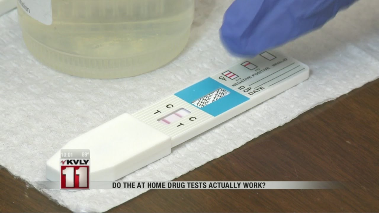 Do at home drug tests actually work