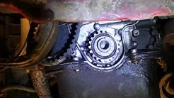 What is Top Dead Center TDC position in Honda Civic