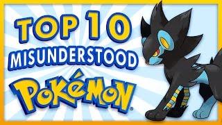 Top 10 Misunderstood Pokemon Typings