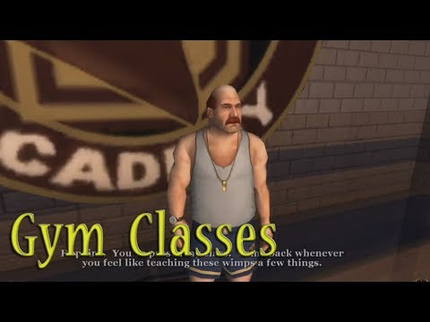 Bully Scholarship Edition Gym Classes