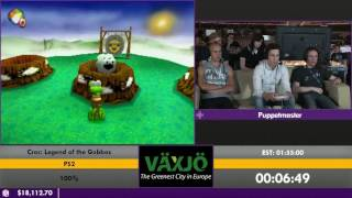 #ESA16 - Croc: Legend of the Gobbos [100%] by Puppetmaster