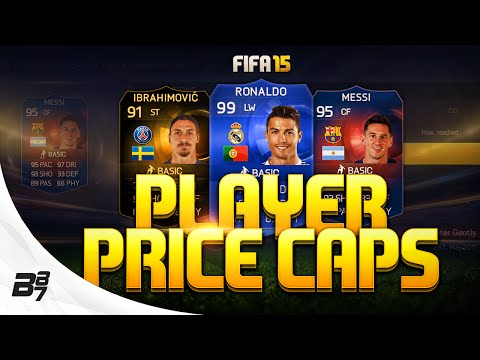 FIFA 15 | PLAYER PRICE CAPPING! PRICE RANGES ARE HERE! FIFA 15 ULTIMATE TEAM