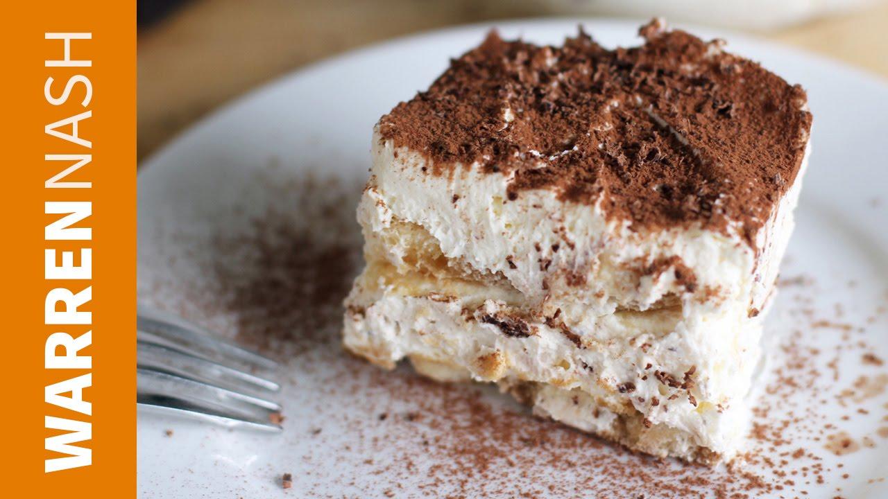 How To Make Tiramisu No Bake Super Easy Italian Recipes By